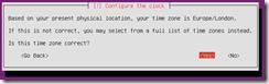 Ubuntu Time Zone
