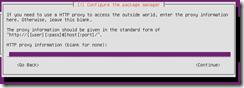 Ubuntu Proxy Server